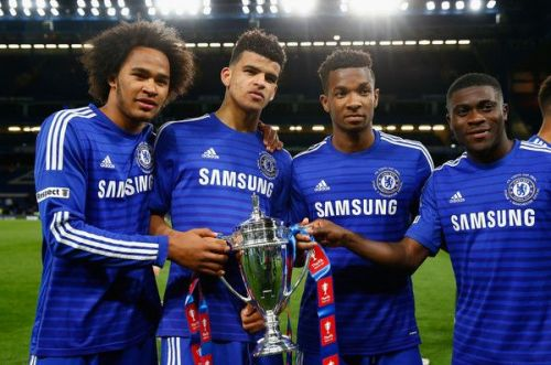"""""""Our generation was the best Chelsea ever had"""" - Boga on Youth Cup heroes"""