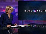 Emily Maitlis returns to BBC Newsnight screens with no mention of the Dominic Cummings monologue row
