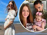 Millie Mackintosh is 'freaking out about how to handle two under two' after announcing pregnancy