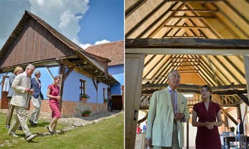 Prince Charles' hidden holiday home in Transylvania revealed: see inside