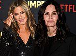 Courteney Cox texted 'I love you' to Coco during scary in-flight emergency with Jennifer Aniston