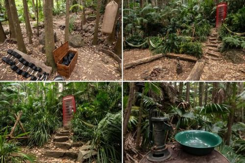 First look at I'm a Celebrity 2019 camp featuring first ever jungle gym