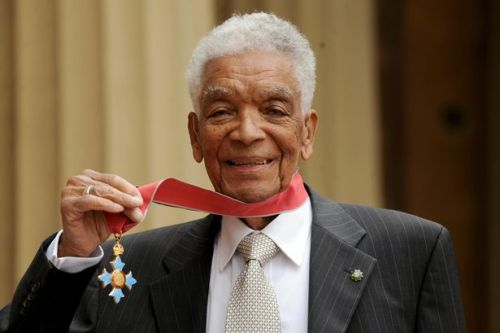 Doctor Who star Earl Cameron dies aged 102