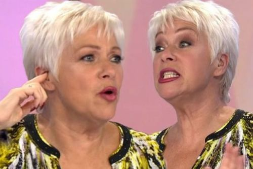 Loose Women producers beg Denise Welch to keep quiet as she almost reveals huge royal gossip