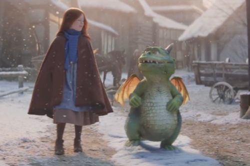 Here's your first look at the John Lewis 2019 Christmas advert