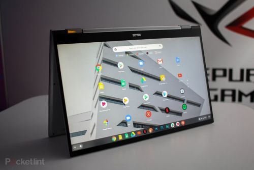 Asus launches the Chromebook Flip C436, a Project Athena convertible laptop