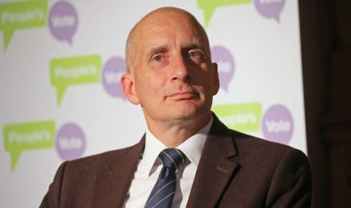 Move on! Remoaner Adonis continues anti-Brexit tirade with 'oven-ready' quip for Frost