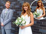 Coronation Street's Samia Longchambon reveals filming Maria's wedding to Gary was 'really tricky'