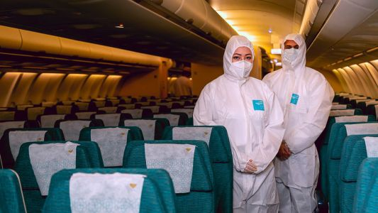 Oman Air takes additional pandemic safety measures