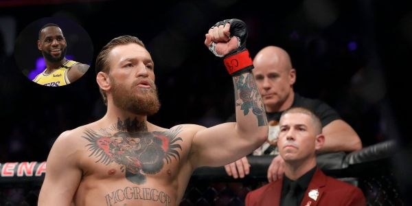 LeBron James, JJ Watt, and more praise Conor McGregor after his astonishing 40-second knockout of 'Cowboy' Cerrone in comeback fight