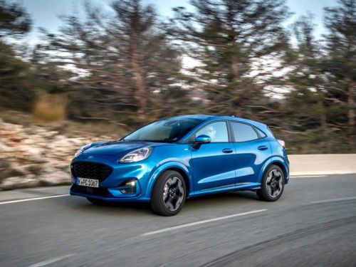 2020 Ford Puma review - small SUV's surprise package