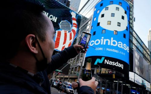 Should you invest in Coinbase after its blockbuster stock market debut?