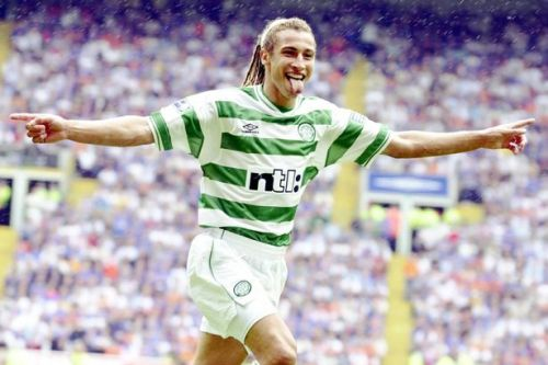 Celtic legend Henrik Larsson says racism forced his family name change