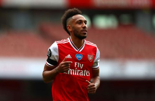 Arsenal defender Hector Bellerin hails Pierre-Emerick Aubameyang for breaking Thierry Henry's goal record
