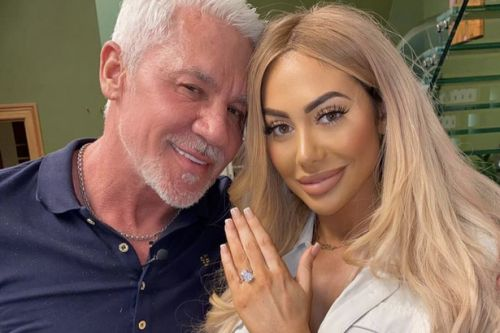 Kimberly Hart-Simpson explains Wayne Lineker and Chloe Ferry's 'engagement'