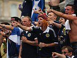 Hundreds of police to form a ring of steel at Wembleyas the Tartan Army march on London