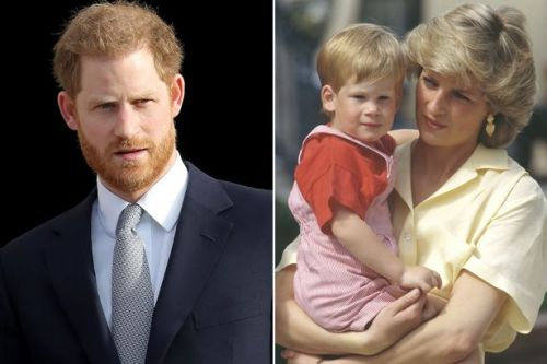 Prince Harry's new title after Megxit will styled just like his mum Diana's