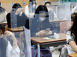South Korea is forced to re-close 251 schools following a spike in coronavirus infections