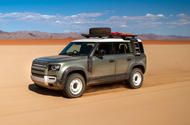 2020 Land Rover Defender video review: new Defender 110 SUV driven in Africa