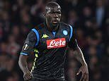 Kalidou Koulibaly insists 'angry' Napoli are fired up to overturn Arsenal deficit in quarter-final