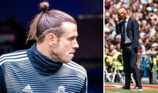 Gareth Bale 'very close' to leaving Real Madrid, Zinedine zidane announces