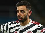 Manchester United star Bruno Fernandes brushes aside bitter penalty row ahead of Liverpool clash