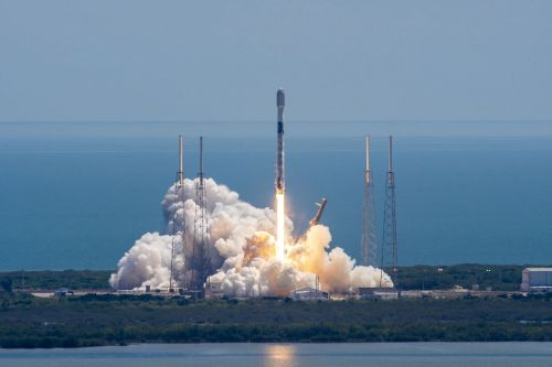 SpaceX launches its 100th mission from Florida's Space Coast