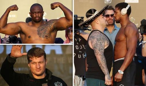 Anthony Joshua vs Andy Ruiz Jr schedule and running order: When EVERY fight will start