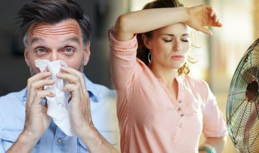 Hot weather warning: Four symptoms which may be aggravated when using a fan