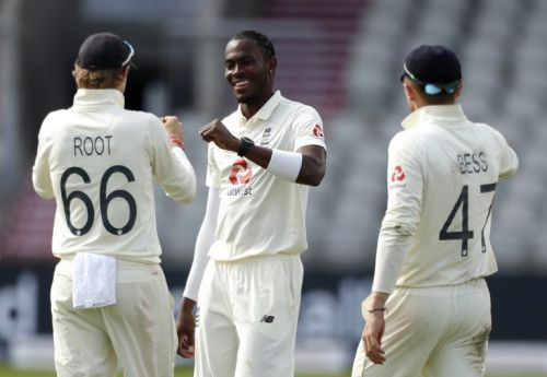 Jofra Archer backs Ollie Pope and Jos Buttler to dig England out of trouble