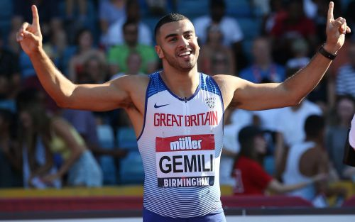 Record-breaking Adam Gemili wins British 200m title and says 'doubters make me even better'