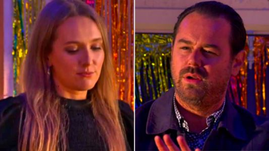 EastEnders spoilers: Mick Carter's horror as he discovers pictures of Ollie on Frankie Lewis' camera