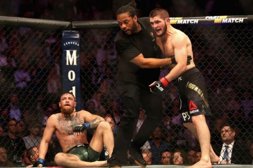 Conor McGregor warned against confronting Khabib Nurmagomedov on Fight Island