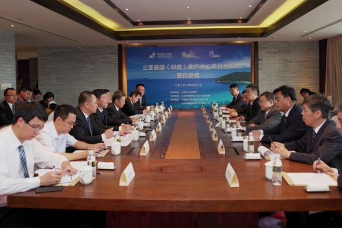 Sanya joins hands with China Southern Airlines to explore Indian tourism market