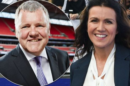 Soccer Aid commentator sparks outrage with Susanna Reid 'suicide watch' joke