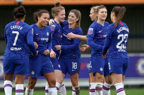 Chelsea win Women's Super League on points per game despite Man City being top