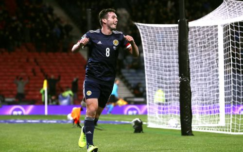 John McGinn double gives Scotland comfortable victory over Kazakhstan
