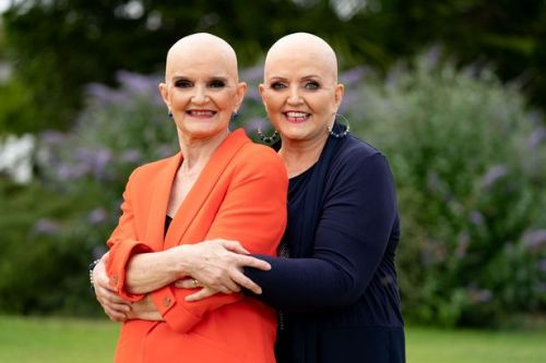 Linda and Anne Nolan unite for photo shoot as they both bravely battle cancer