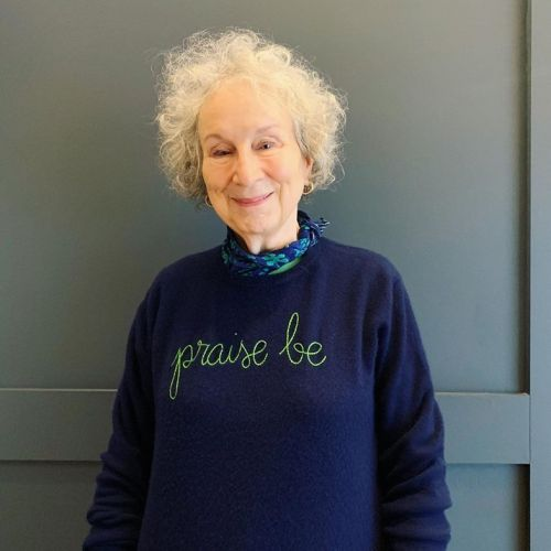 Margaret Atwood voices her support for the trans community