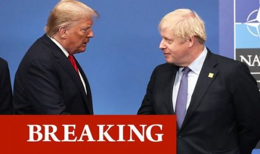 Boris Johnson set to meet Trump next month as UK ramps up Brexit trade deal talks with US