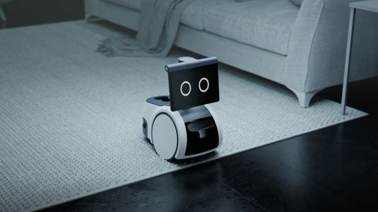 Amazon's Astro robot is a 24-hour security guard and smart assistant all rolled into one