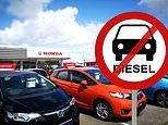 Honda and Renault are latest to pull diesel cars from UK showrooms