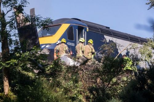 Stonehaven train driver and one other feared dead in crash
