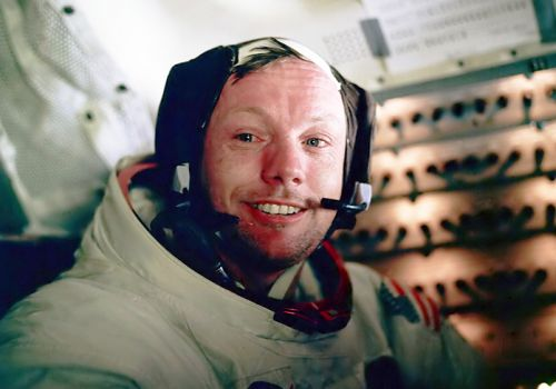 Neil Armstrong facts!