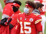 Kansas City Chiefs survive concussion scare to star man Patrick Mahomes to beat Cleveland Browns