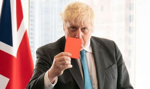 Boris shows red card for tax hike to keep £20 uplift in Universal Credit