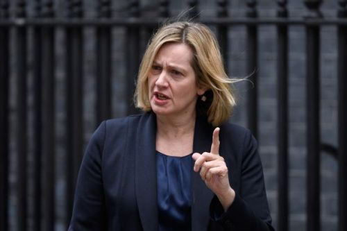 Amber Rudd brands Boris Johnson's Today programme boycott 'a disgrace'