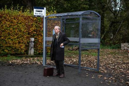 Exclusive - First-look trailer for The Last Bus,starring Timothy Spall as a widower embarking on a cross-country pilgrimage