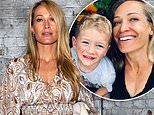 Erika Heynatz opens up on the difficulty of homeschooling son Charlie during lockdown