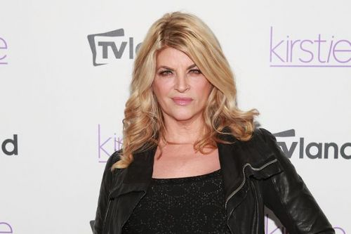 Kirstie Alley supports Donald Trump's controversial claims on Covid cures